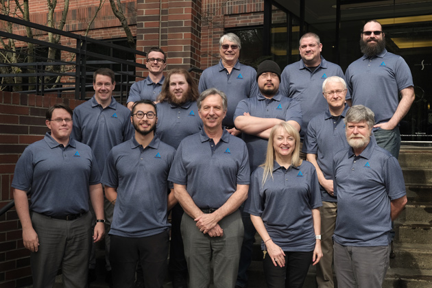 Assured Technology Solutions Team Photo